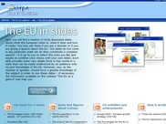 EU in slides Bild